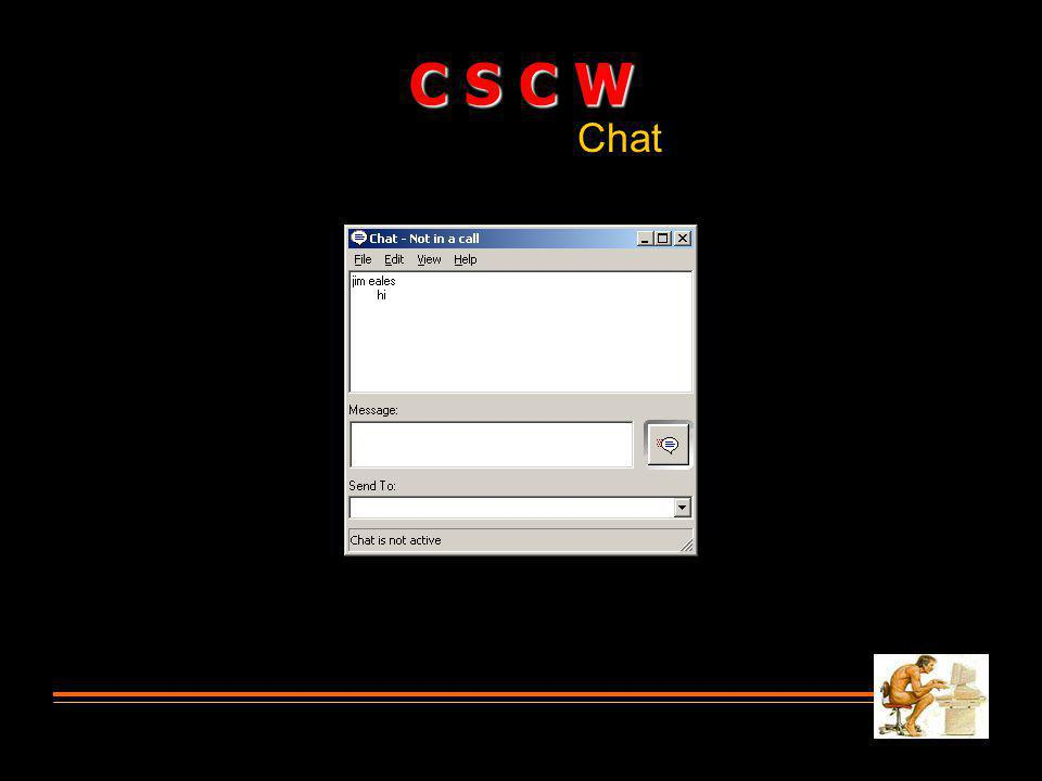 Chat C S C W