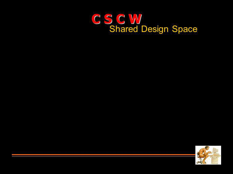 Shared Design Space C S C W