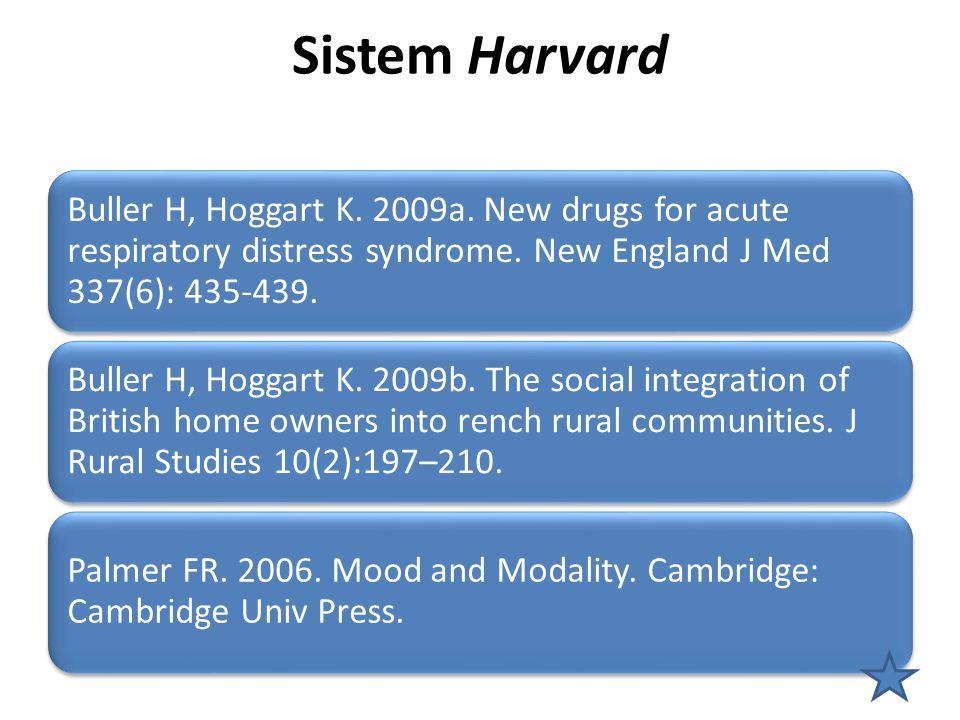Sistem Harvard