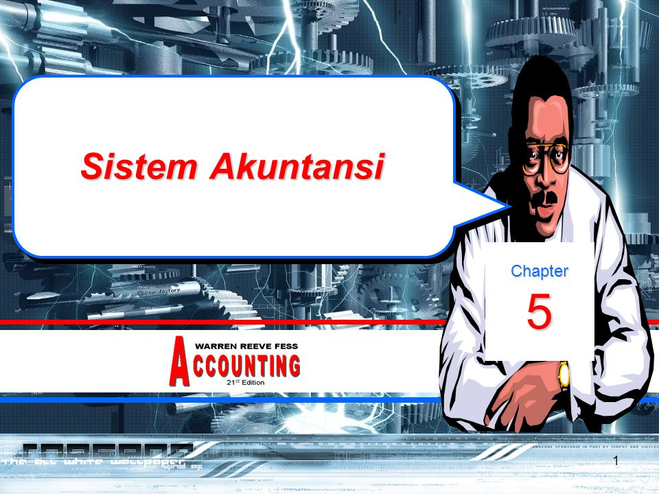 1 Sistem Akuntansi Chapter5