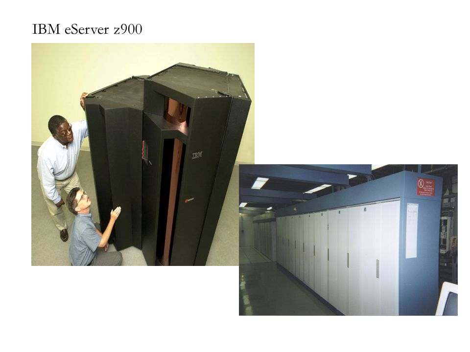 IBM eServer z900