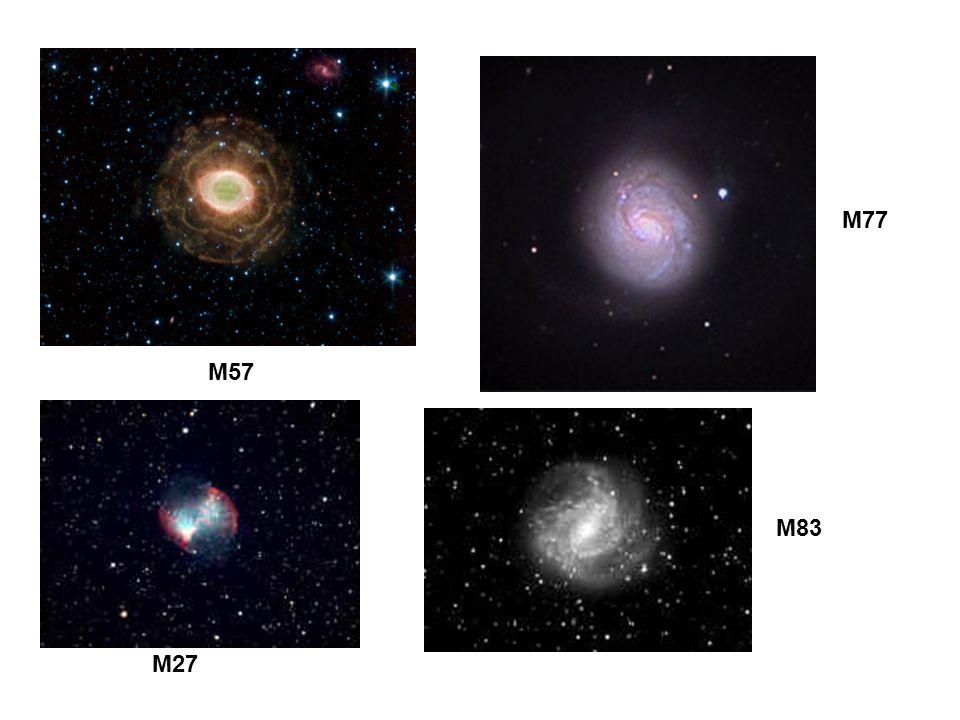 M57 M77 M27 M83