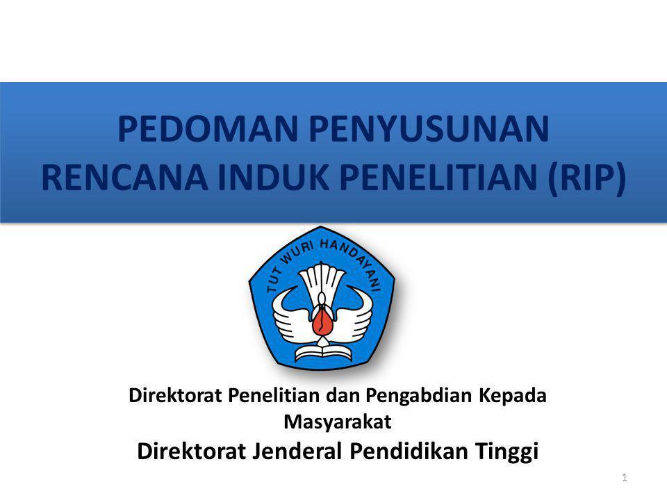 RKAP/Thn RPJMPN UU No.