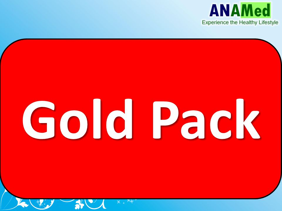 Gold Pack