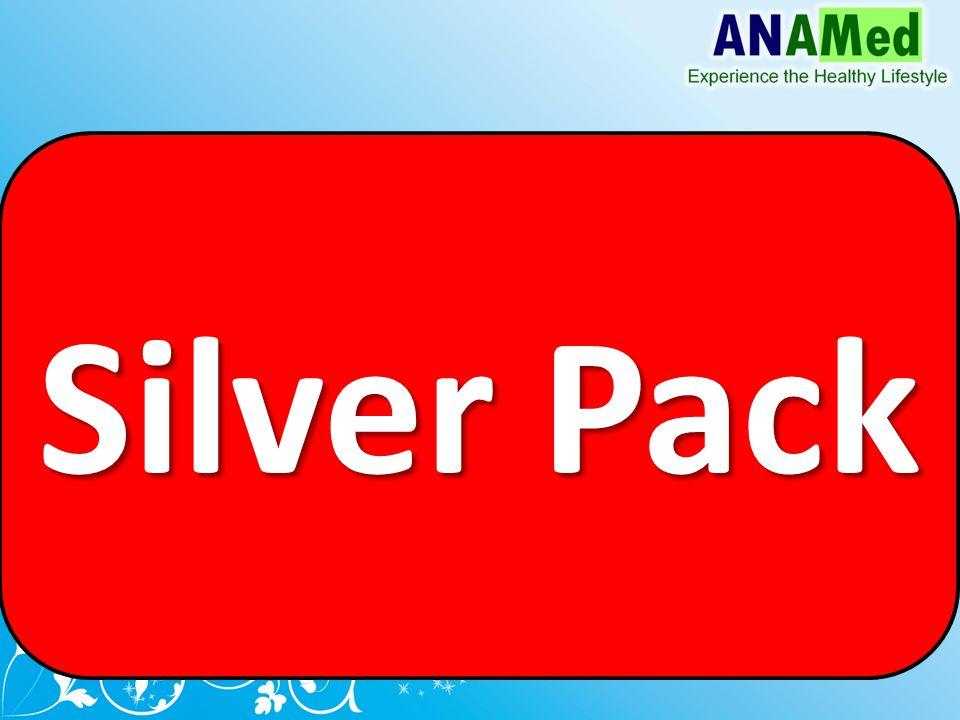 Mekanisme Silver Pack: Member baru join dengan LANGSUNG order 300PV Ada 3 Program Silver Pack: Silver Pack-Pure, Silver Pack- Combination dan Silver Pack- Origin