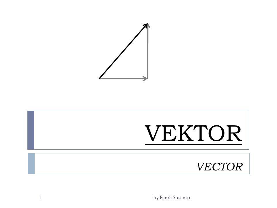 12 3.Dua buah vektor F1 dan F2 bertitik tangkap di O seperti gambar.