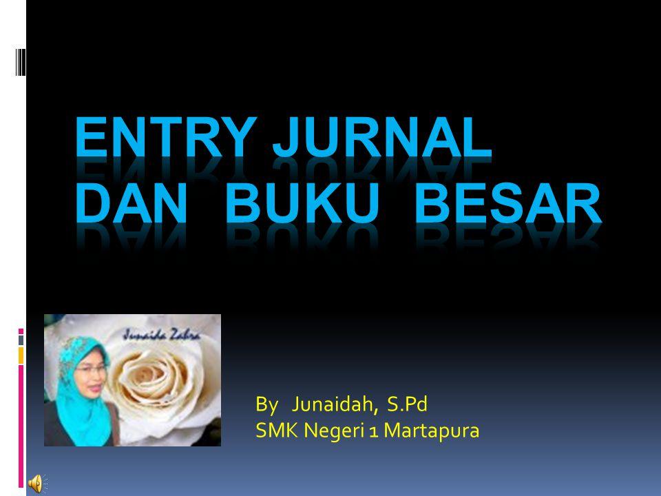 By Junaidah, S.Pd SMK Negeri 1 Martapura