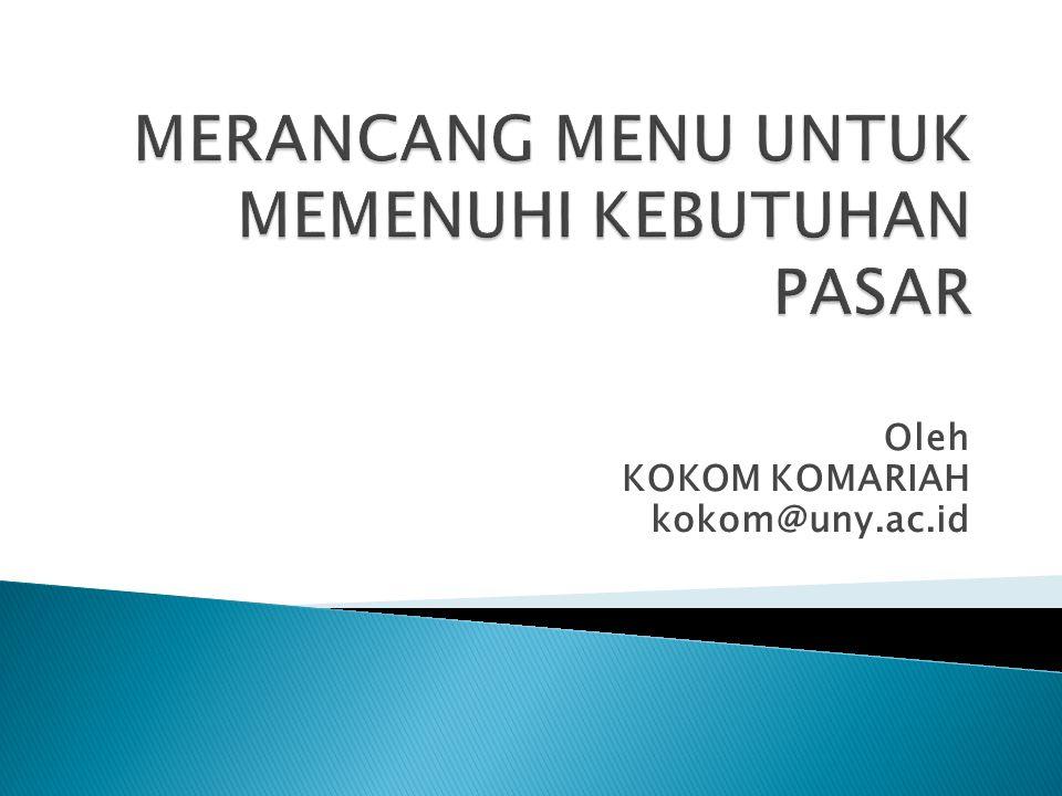 Oleh KOKOM KOMARIAH kokom@uny.ac.id