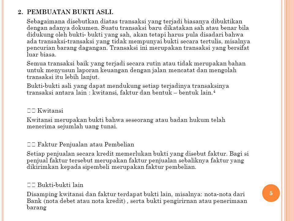 3.PENCATATAN DALAM BUKU HARIAN (JURNAL).