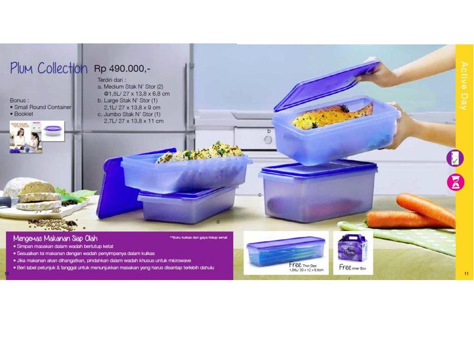 Product Info – Fridge Jug Set Terdiri dari 2 ukuran yaitu 1L dan 2L Bentuknya ramping, sehingga pas di pintu kulkas