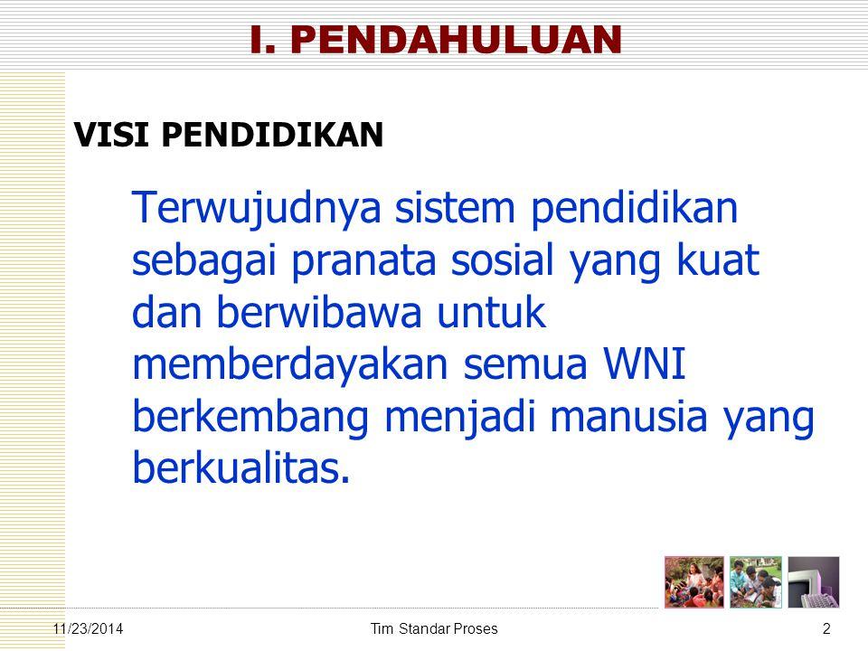 Tim Standar Proses3311/23/2014 Prinsip-prinsip Penyusunan RPP 2.