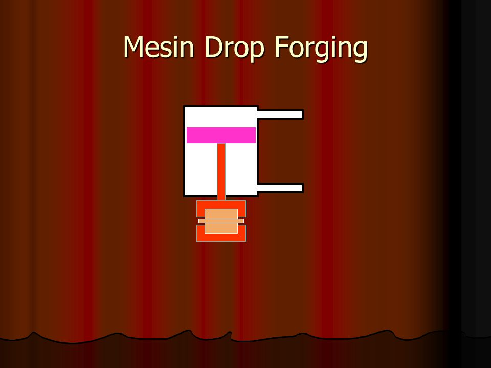 Mesin Drop Forging