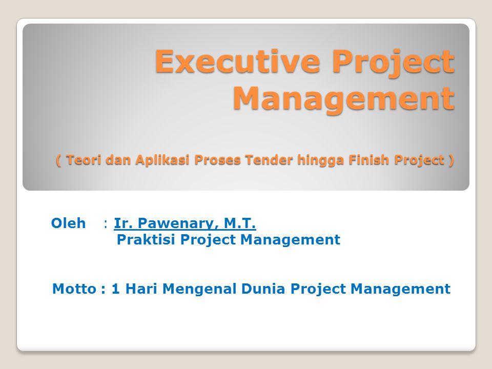 Mengenal Project Management ??.