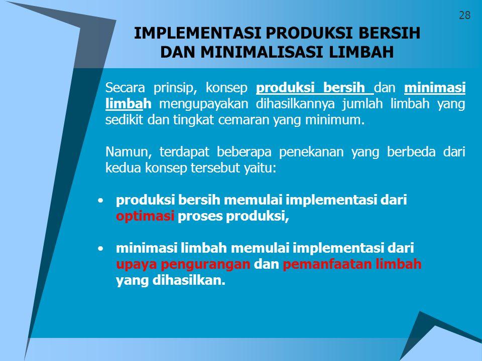 Untuk mengolah air limbah dapat ditentukan (1) tahapan prosesnya, (2) jenis proses dan (3) alat yang digunakan sebagai berikut: 1.Pengolahan pendahuluan (pre-treatment), ditujukan untuk mengkondisikan aliran, beban limbah dan karakter lainnya agar sesuai untuk masuk ke pengolahan utama.