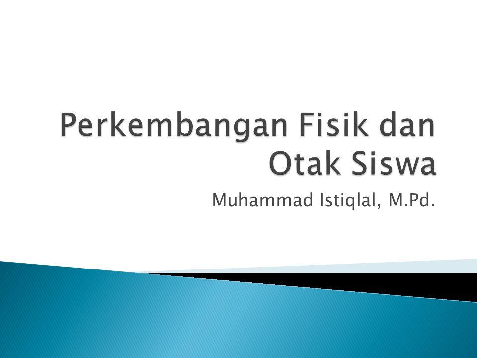 Muhammad Istiqlal, M.Pd.