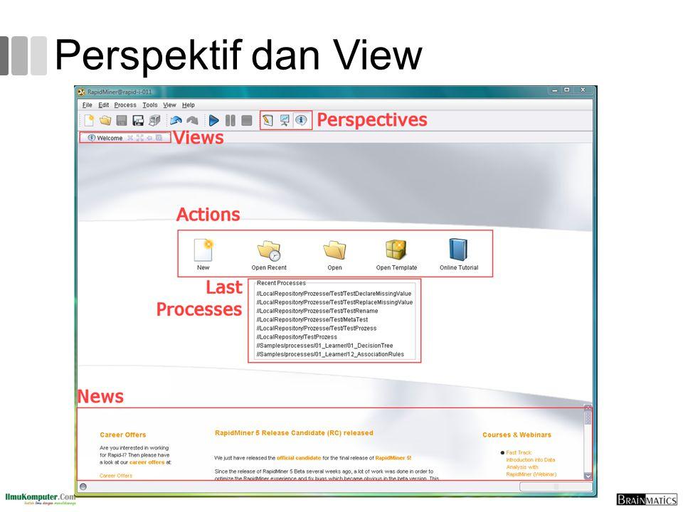 Perspektif dan View