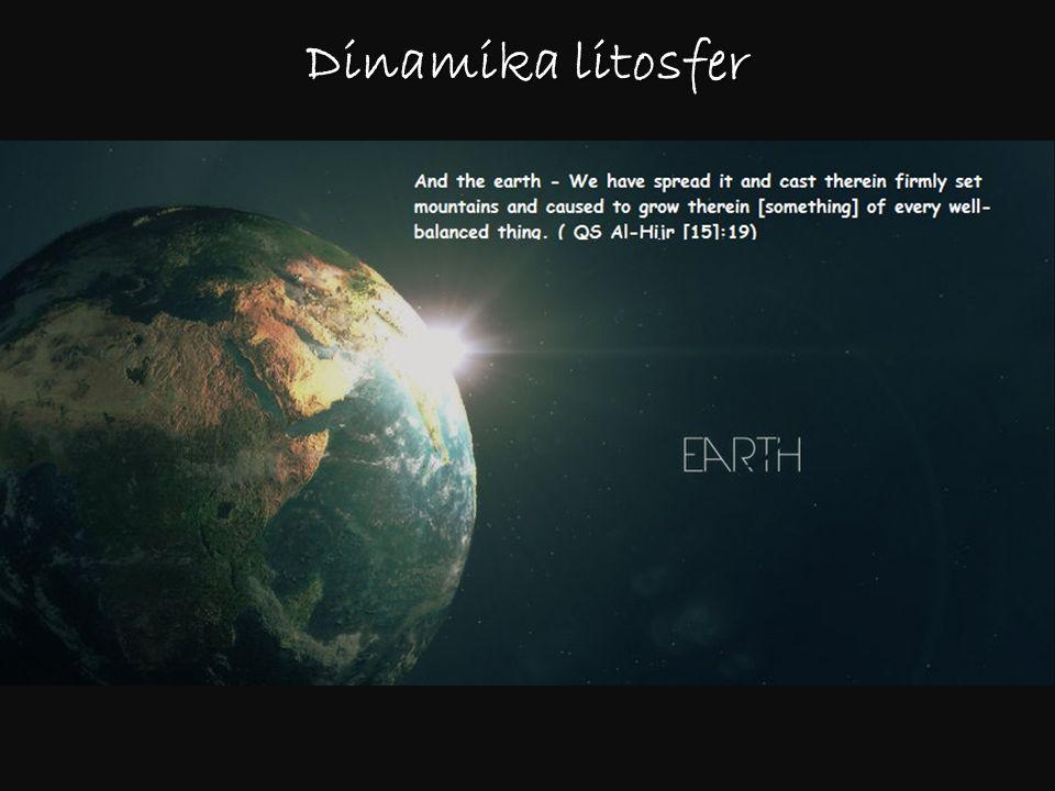Dinamika litosfer Dinamika litosfer