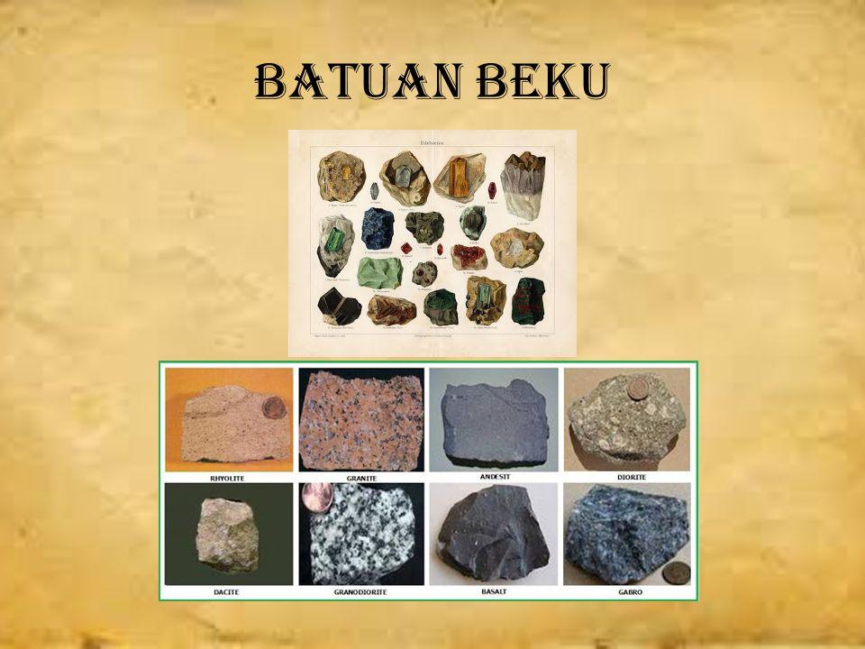 Batuan metamorf dan Batuan sedimen