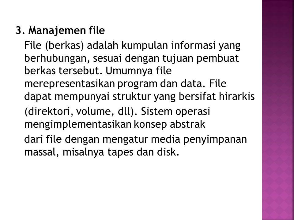 Manajemen memori pada sistem operasi Microsoft Windows