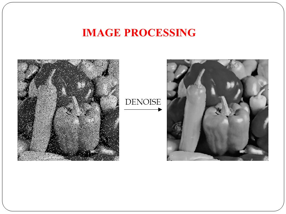 Image Processing: Image Enhancement Enhance From [Gonzalez & Woods]