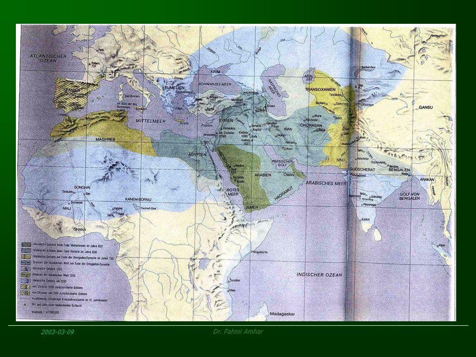 2003-03-09Dr. Fahmi Amhar Negara Khilafah Universal bubar - negara-negara nasional bertebar