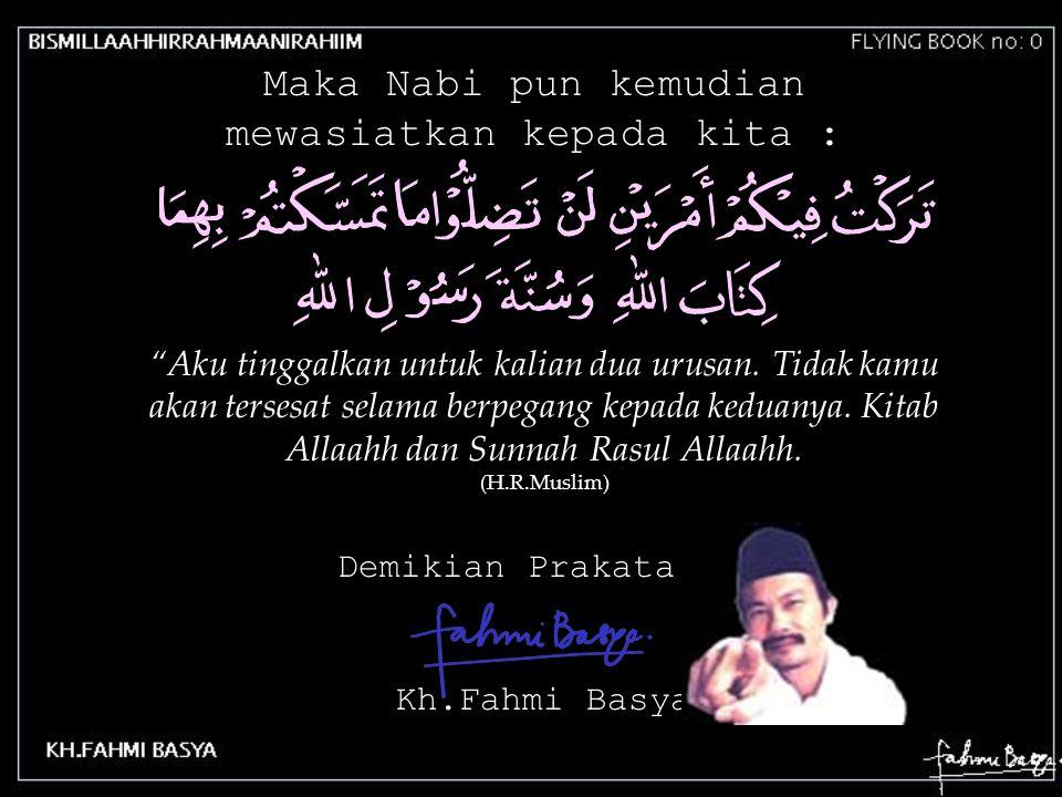 Bilangan 19 & Al-Quran Barangsiapa membaca satu huruf dari Al-Quran, maka baginya satu kebaikan dan satu kebaikan diganjar sepuluh kali lipat.