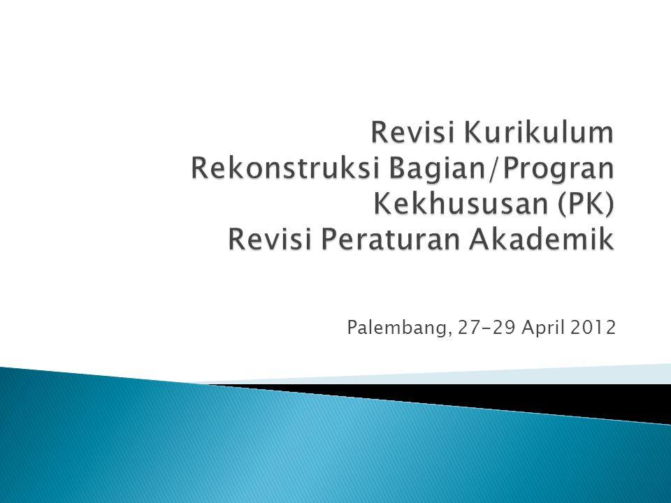 Palembang, 27-29 April 2012