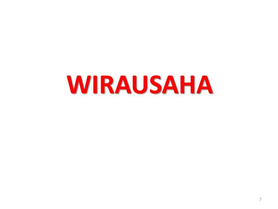 WIRAUSAHA 7