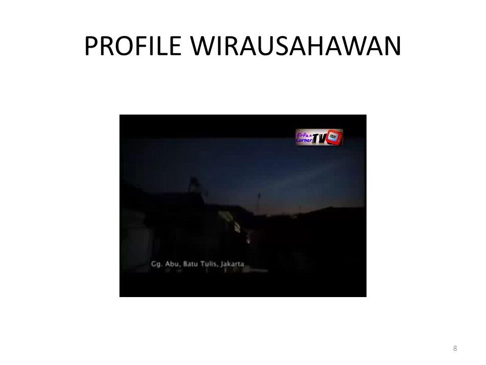 PROFILE WIRAUSAHAWAN 8