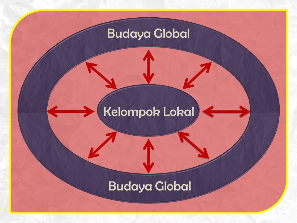 Kelompok Lokal Budaya Global