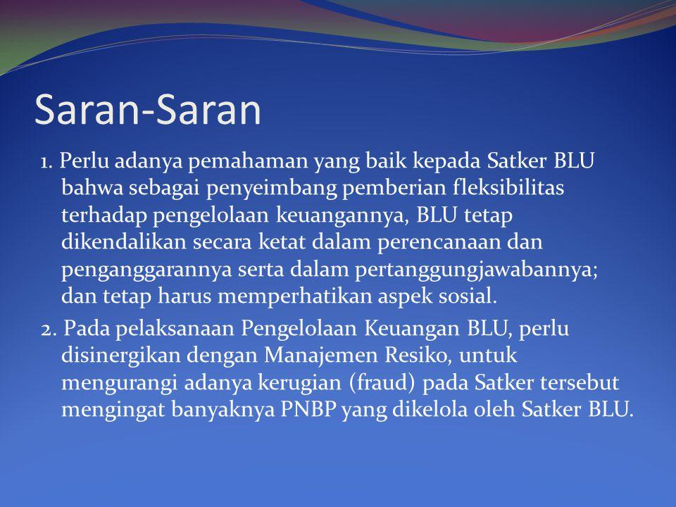 Saran-Saran 3.