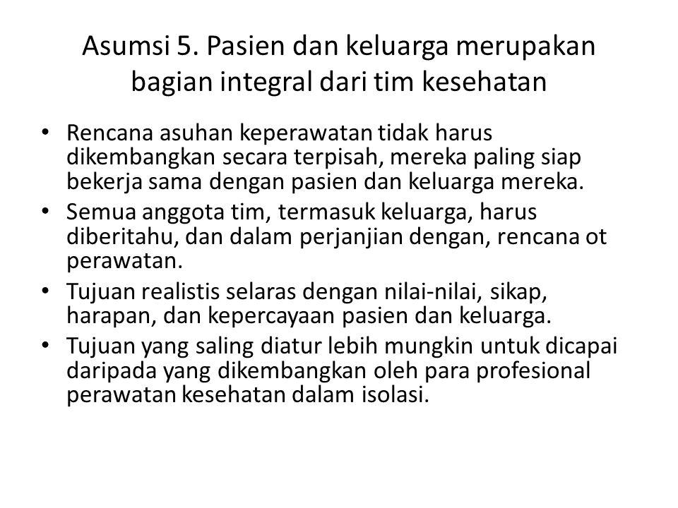 Asumsi 5.