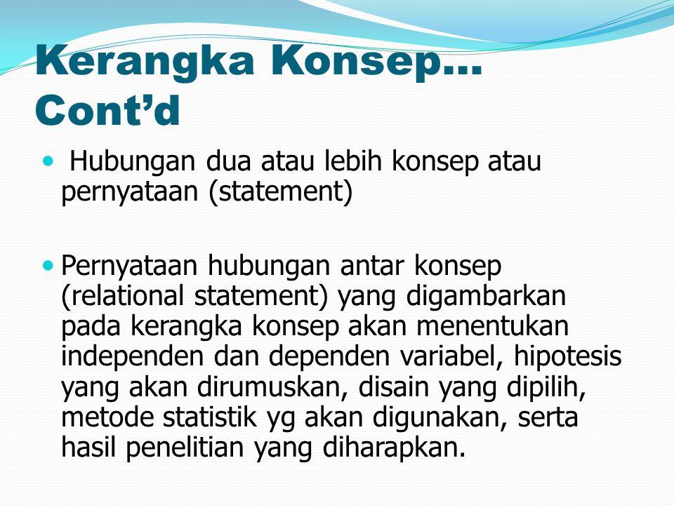 CONTOH : Komitmen Organisasi: 1.Afektif 2.