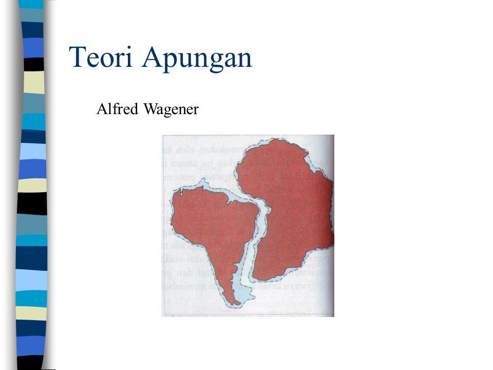 Teori Apungan Alfred Wagener