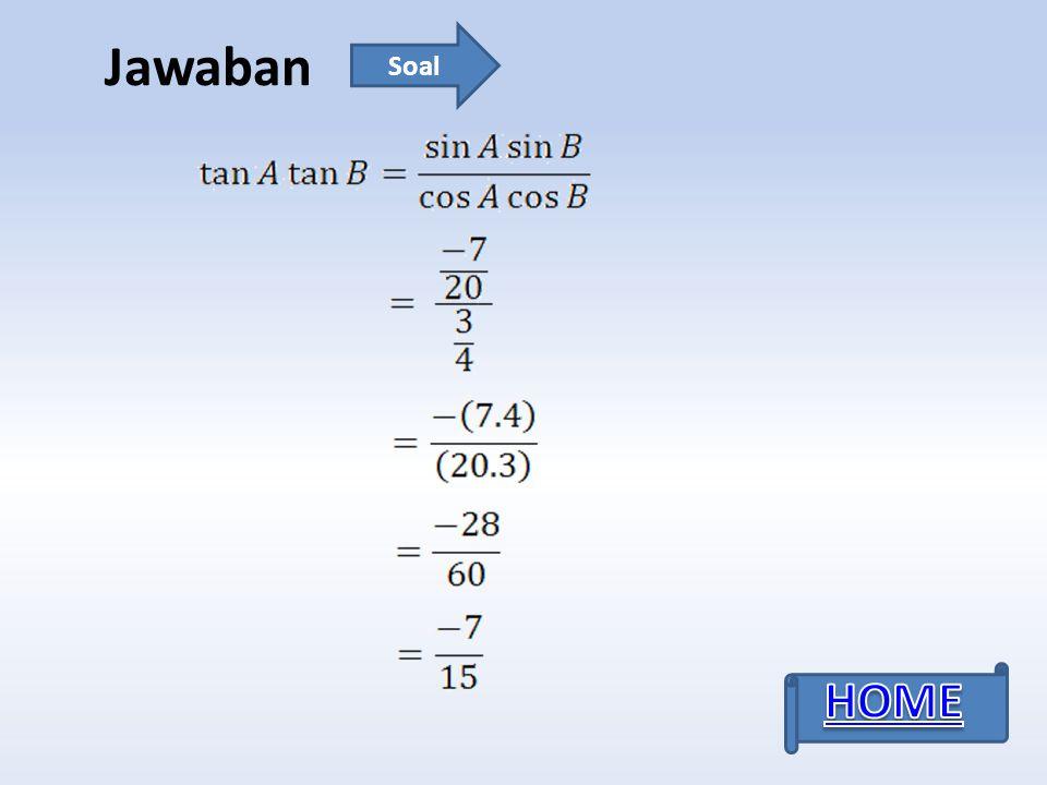 Jawaban 2. Soal