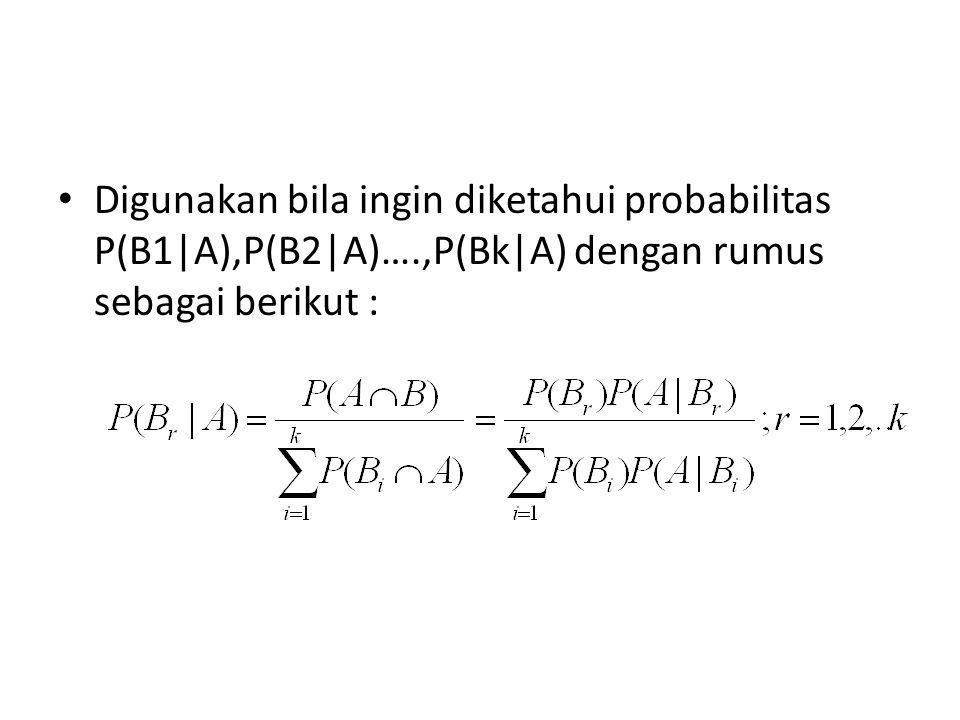 Probabilitas kejadian pada sisi penerima (benar), setelah melewati kanal Sedang probabilitas diterima sinyal yang salah pada sisi penerima setelah pengirim mengirimkan sinyal 1 atau 0 adalah: