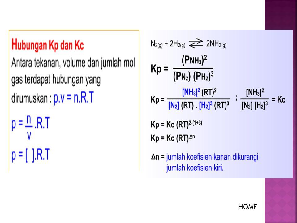 N 2 (g) + 3H 2 (g)  2NH 3 (g) HOME