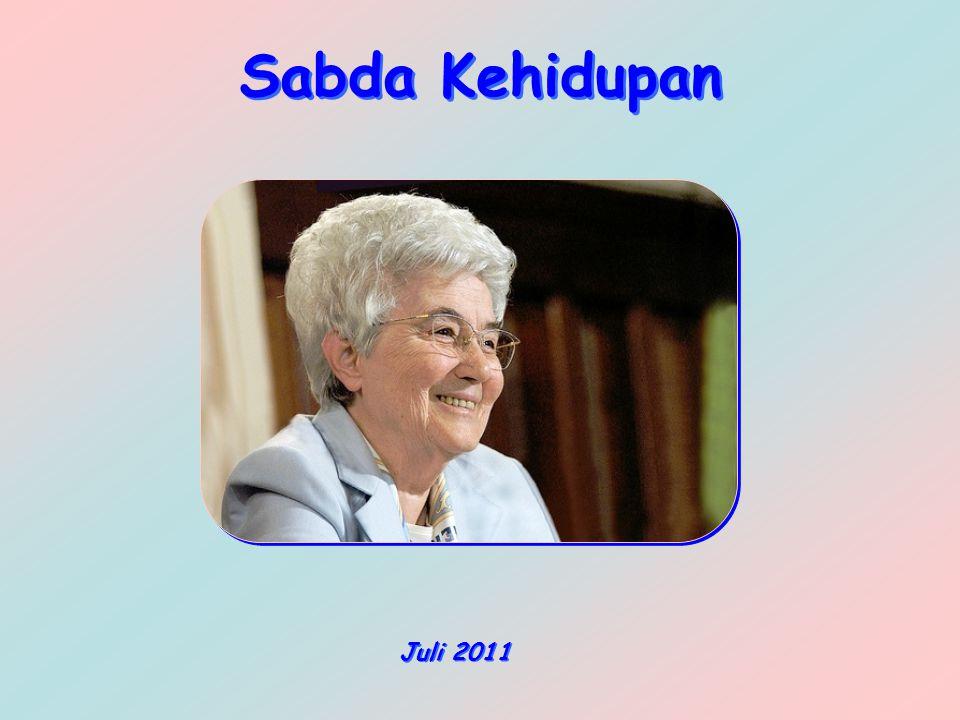 Sabda Kehidupan Juli 2011
