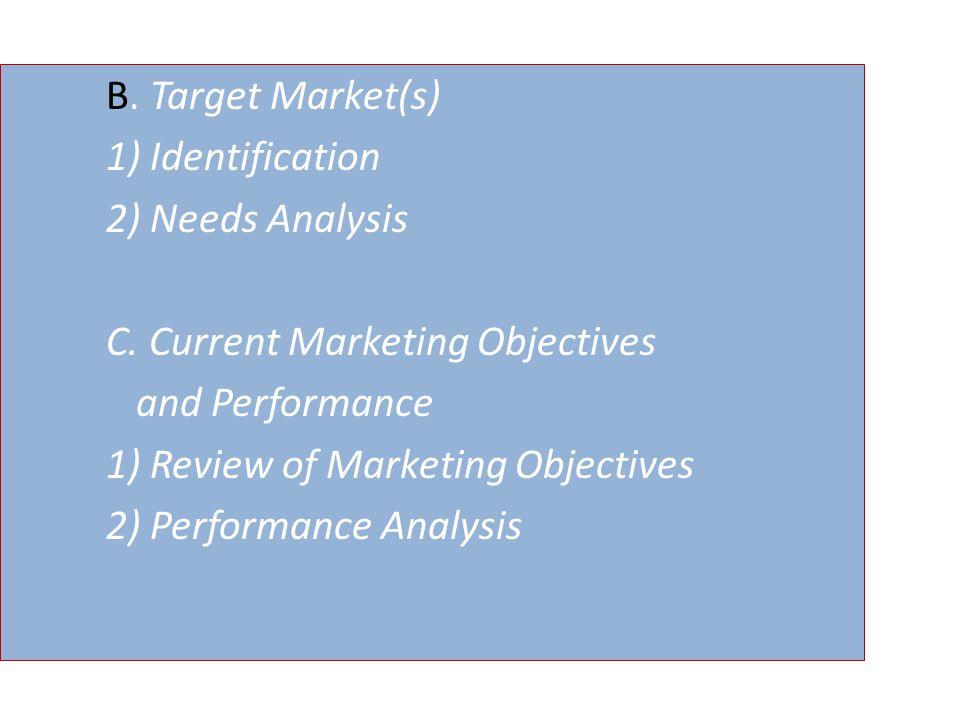 III.SWOT Analysis A. Strengths B. Weaknesses C. Opportunities D.