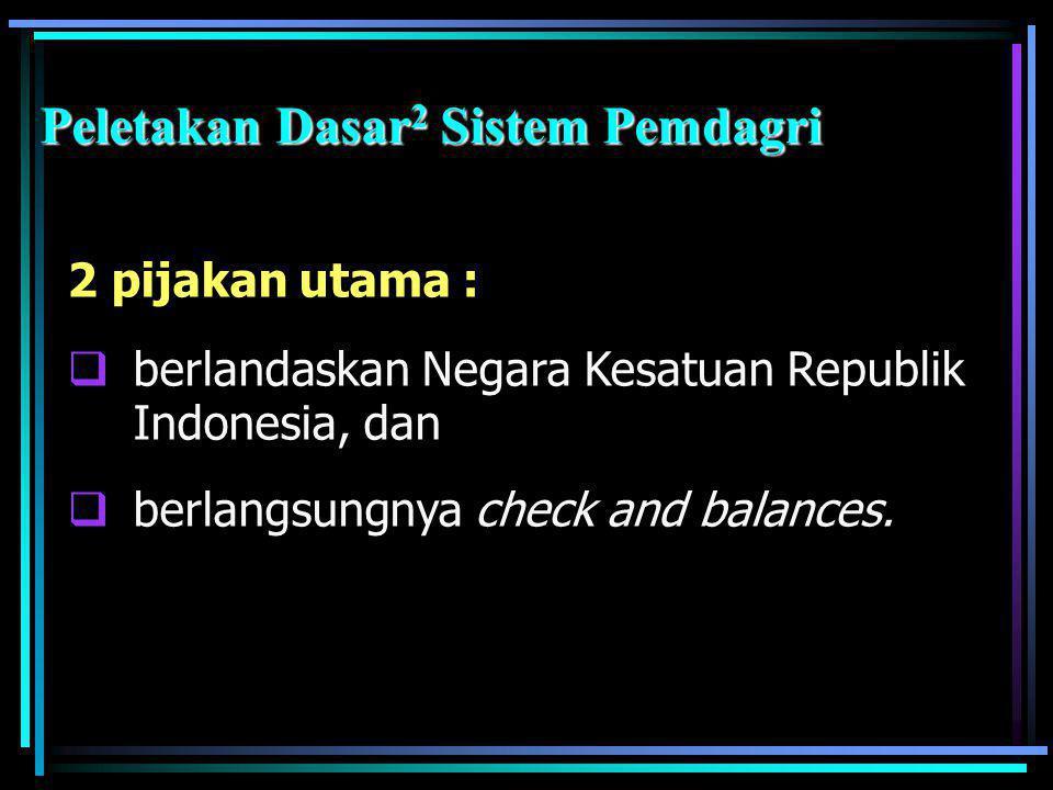 1.UU No. 22/2003 menempatkan MPR bukan sebagai joint session tetapi sebagai lembaga permusyawaratan rakyat yg berkedudukan sebagai lembaga negara. 2.