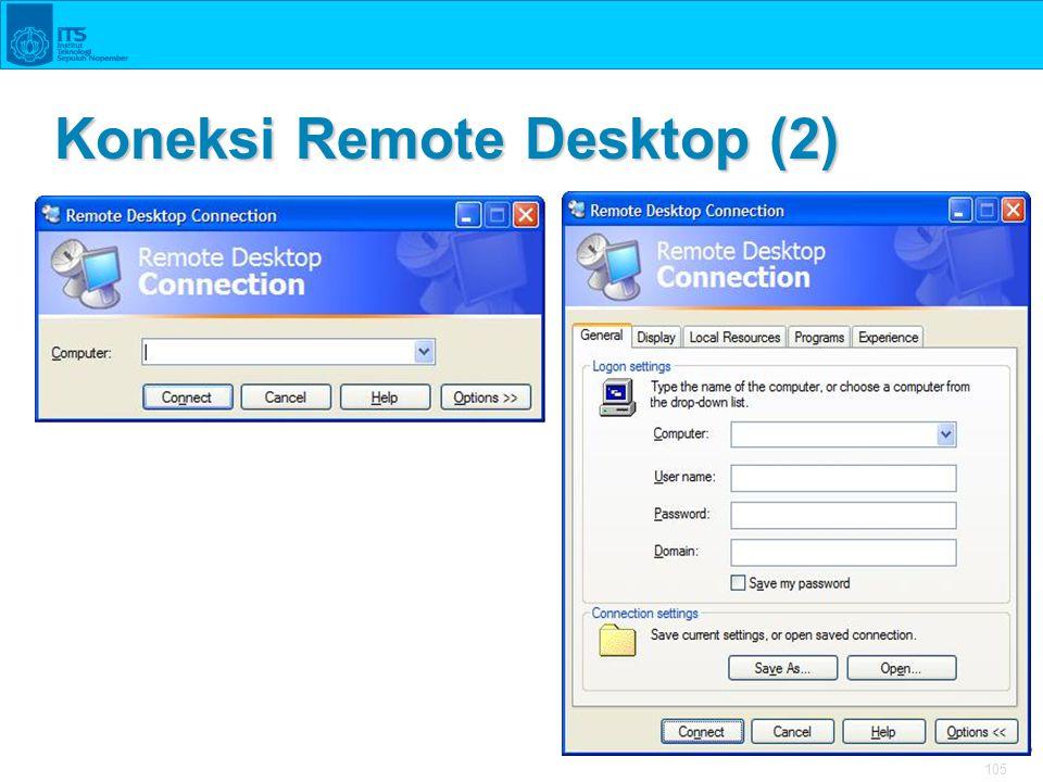 105 Koneksi Remote Desktop (2)