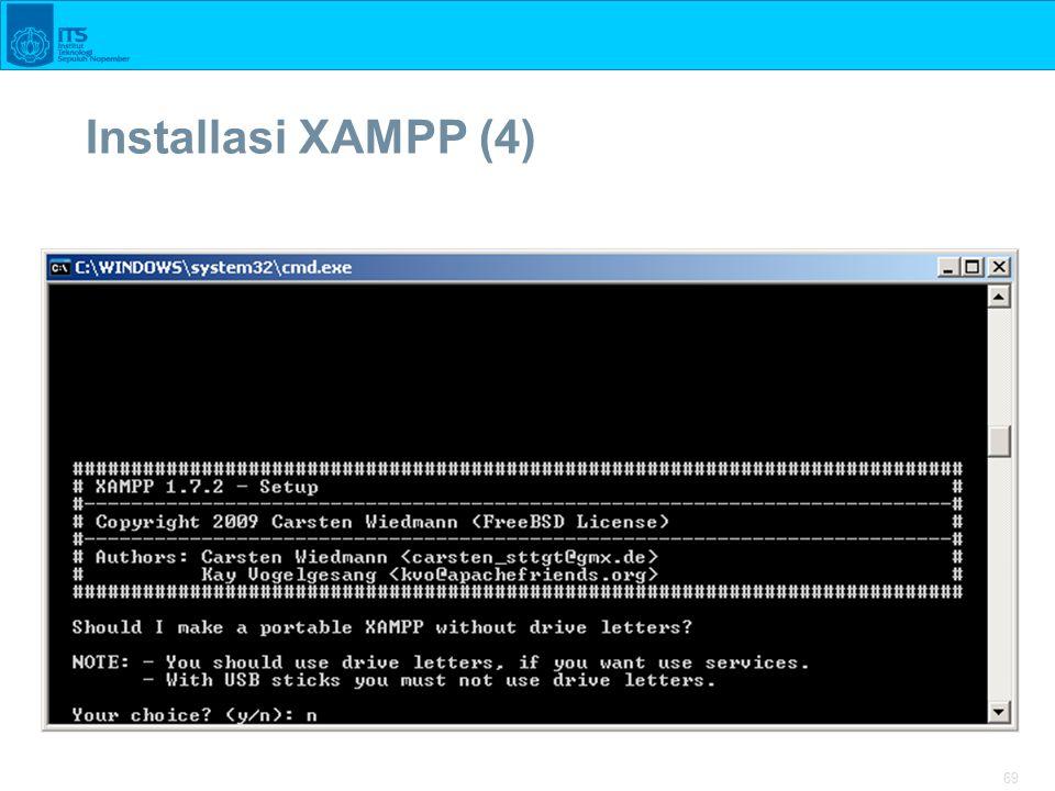 69 Installasi XAMPP (4)
