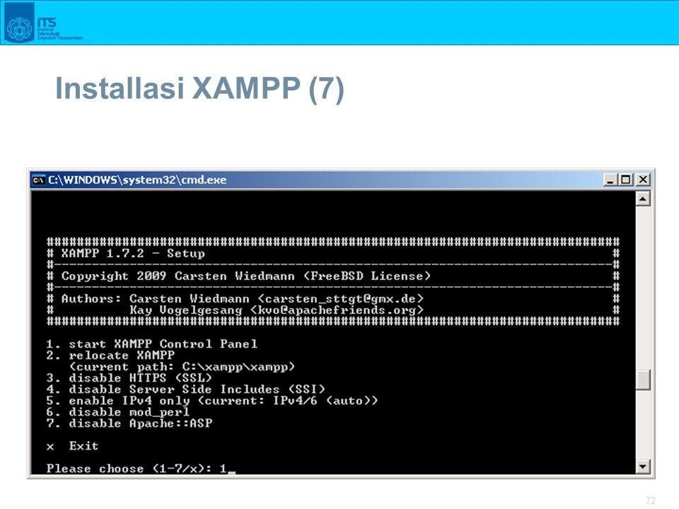 72 Installasi XAMPP (7)