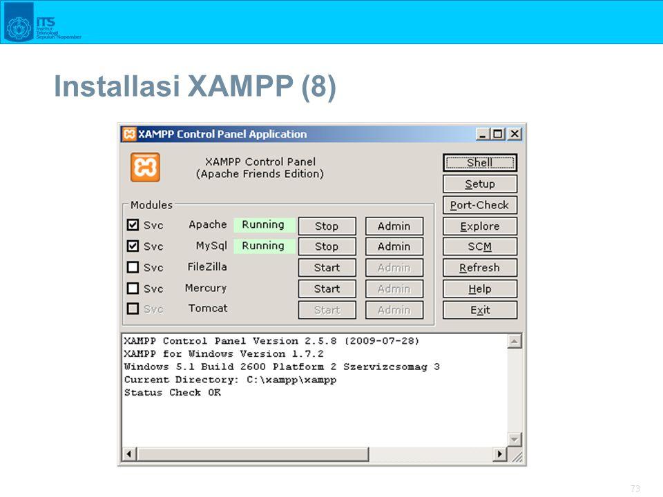 73 Installasi XAMPP (8)