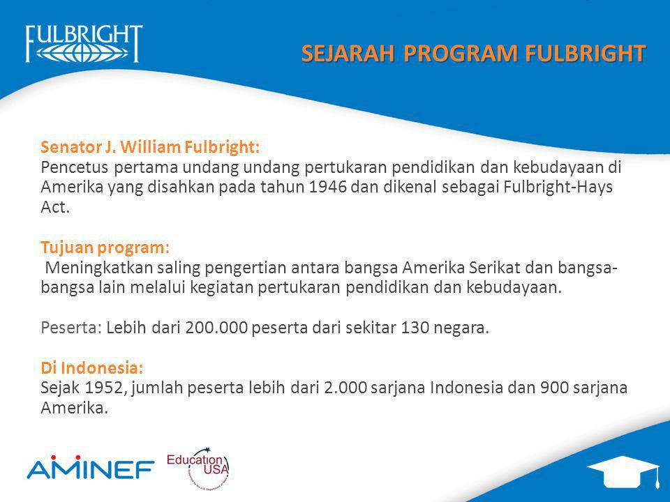 FULBRIGHT PROGRAM ALUMNI DI INDONESIA Anies Baswedan, Darni M.