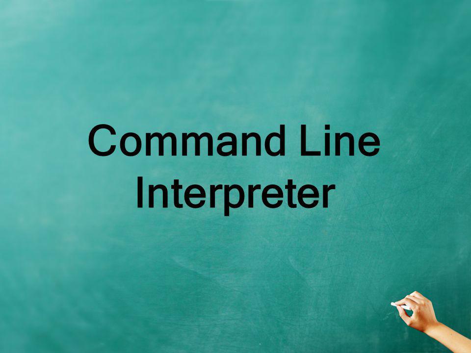 Cara membuka Command Prompt Klik menu start  all programs  accessoris  command prompt