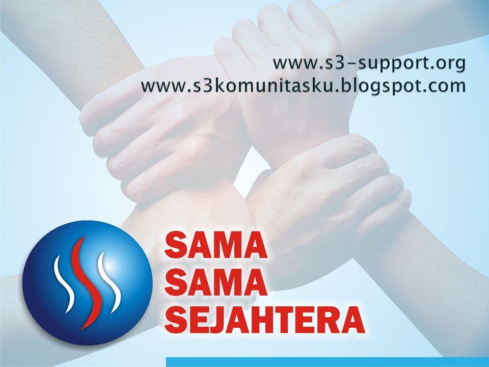 BUKA web: www.s3-system.org CARA LOGIN Silakan Login dengan Username & Password Anda.