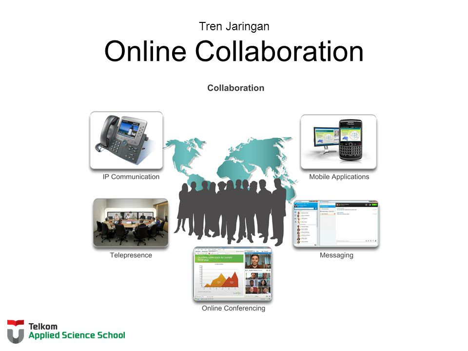 Tren Jaringan Online Collaboration