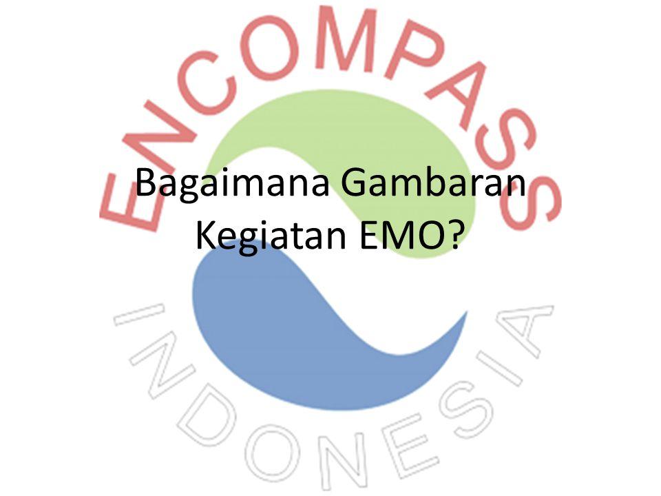 Bagaimana Gambaran Kegiatan EMO