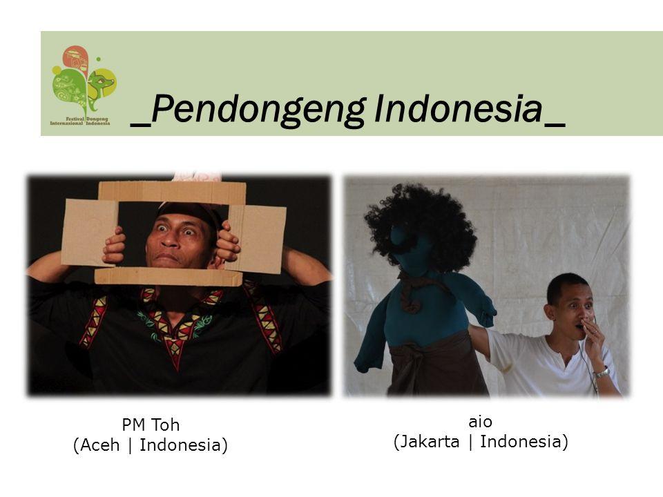 Ariyo Zidni atau Kak aio, adalah seorang Pustakawan lulusan Universitas Indonesia yang juga Pendongeng.